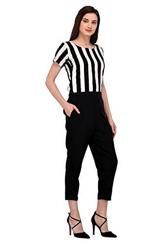The Bebo Sleeveless Stylish Jumpsuit Casual Wear Women