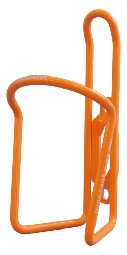 Bottle Minoura Cage - Minoura AB-100-5.5 Powder Coated Water Bottle Cage, Aroma Orange, 5.5mm