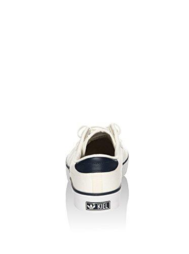adidas Kiel, Zapatillas de Baloncesto para Hombre Crema