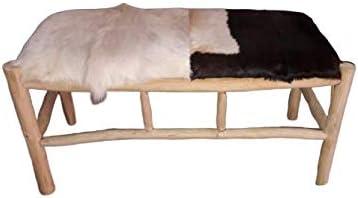 Banco de Piel de Vaca ANTARRIS Deluxe