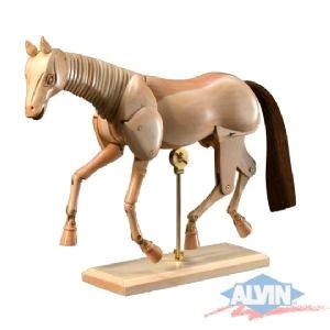 Wooden Horse Manikin (12 Inch) by Alvin
