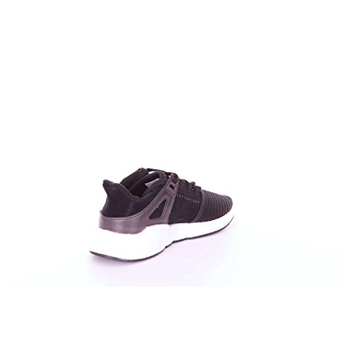 Adidas Heren Eqt Support 9317 Trainers Black Us8 Zwart