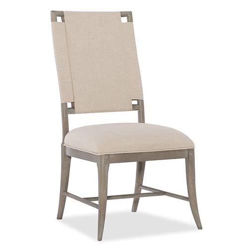 Hooker Furniture Affinity Upholstered Side Chair by Hooker Furniture