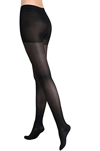 Plus Closed Toe Pantyhose (MD Sheer Therapy Closed Toe Pantyhose Medical Quality Ladies Support Stocking 20-30 mmHg BlackXL)