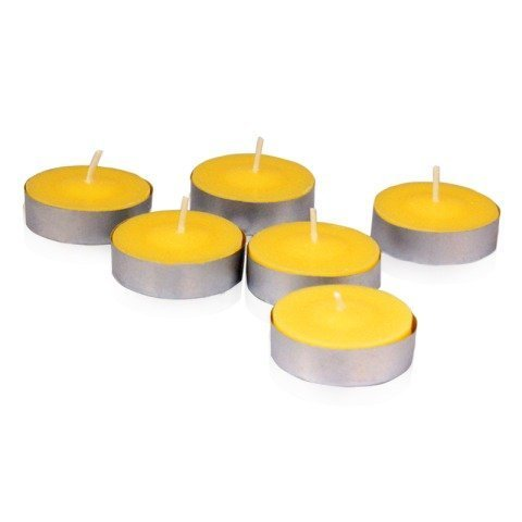 Citronella Tealight Candles Metal Vot 065 product image