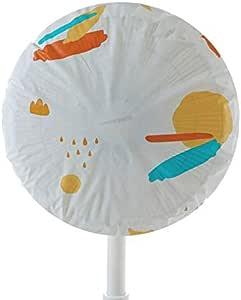 شبكة غطاء حماية مروحة الأمان ضد الغبار قابلة للغسل هندسيًا