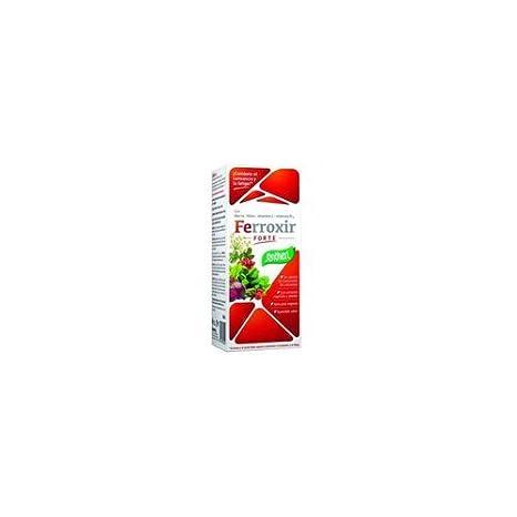 Ferroxir Jarabe 240 ml de Santiveri
