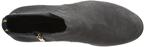 Tommy 916 Grau por 5b Gris de P1285olly para Hilfiger Casa MAGNET Estar Mujer Zapatillas OYnrOxP