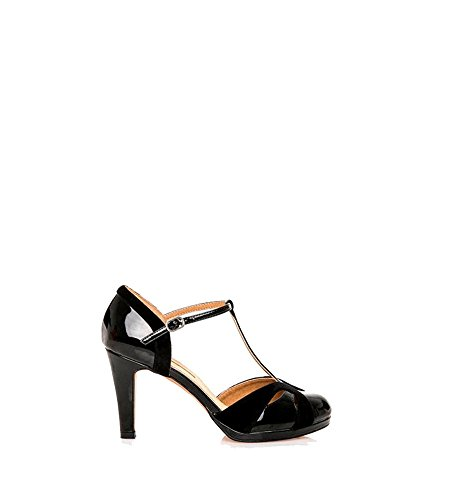 61472 Mujer 40 Mare Negro Zapato Fiesta Maria q5MwTAXAYF