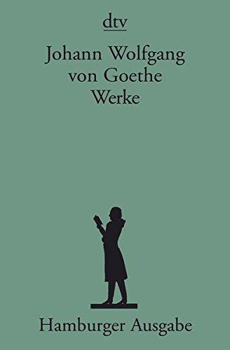 Werke: Hamburger Ausgabe in 14 Bänden