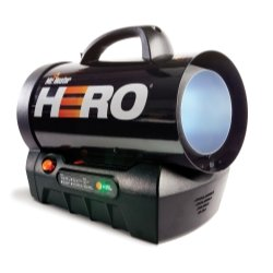 mh35clp hero cordless forced air