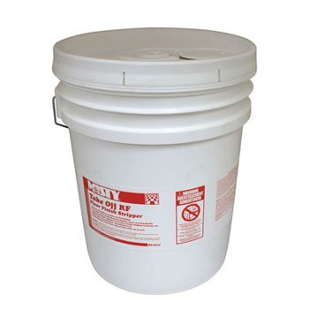 Off Floor Take Stripper (Misty Take Off RF Floor Finish Stripper, 5gal Pail - one pail of finish stripper.)