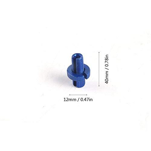 fghdf 8 mm del cable del freno tensor del freno para la motocicleta palancas de embrague m/étrica Ajuste