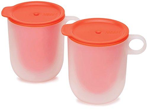 Joseph Joseph 45012 M-Cuisine Cool Touch Microwave Mug Set o