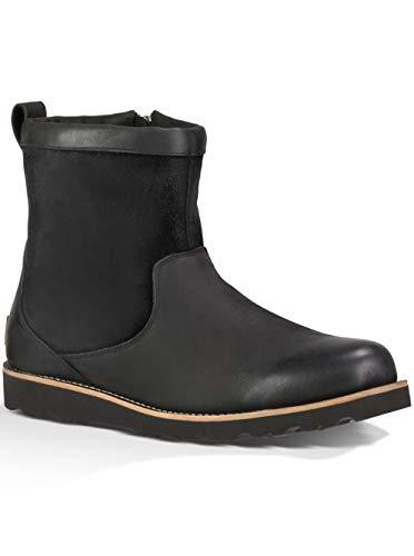 (UGG Men's Hendren Tl Winter Boot, Black, 11 M US )