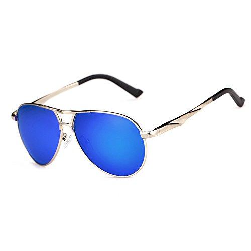 UV Lunettes TESITE Hommes De PolariséEs Soleil pour 100 Soleil Bleu De Lunettes vHqwxH