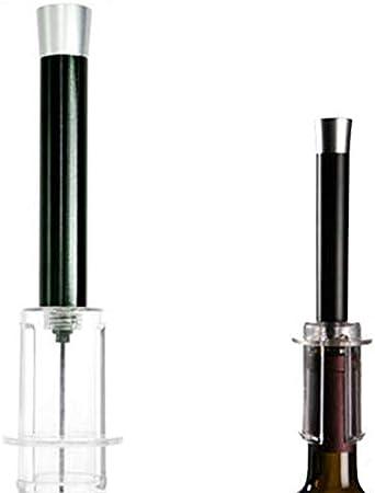 Romote Agua Madera Rojo vino abridor de presión de aire del corcho de la botella Popper Bombas del corcho del sacacorchos de salida de la herramienta