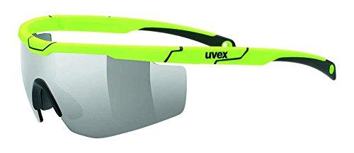Uvex Sportstyle 117 Lunettes de Soleil Mixte Jaune