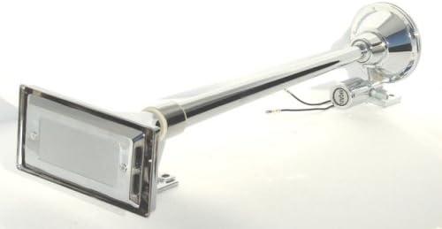 Assured Performance-Horns Big RIG Single Trumpet Truck Air Horn Super Loud-Deep Tone 150db