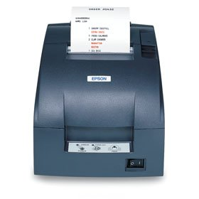 Epson TM-U220D POS Receipt Printer - Monochrome - 6 lps Mono