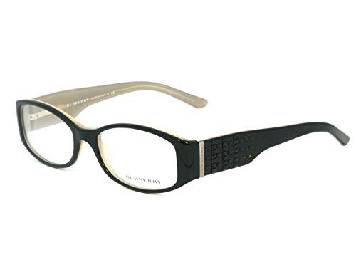 2046 Burberry B 2046b Be2046b 2046 Optical Black B2046b-3087-49mm