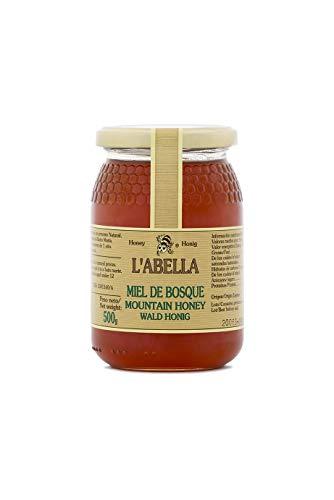 L'abella Mel – Boshoning – Honing verzameld in Spanje (500gr)