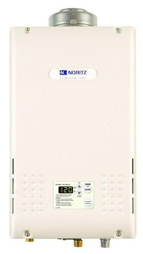 Residential Tankless Water Heater - 6