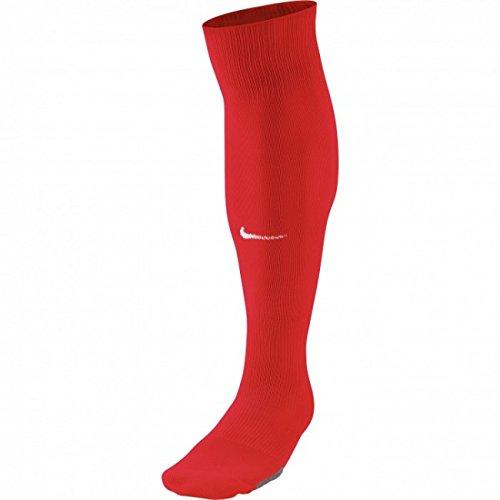 Nike Park IV Cushioned (SOCCER SOCKS) (Red, Men's Shoe size 8-12/ Women's 10-12)