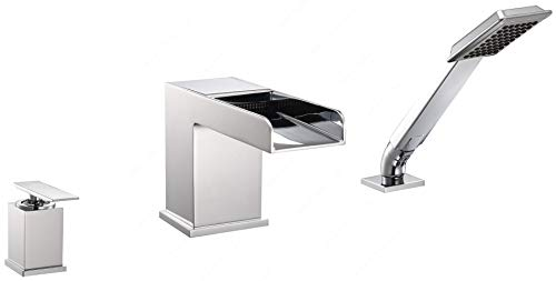 RICHELIEU HARDWARE - Riveo Faucet For Bath - A219140 - Chrome