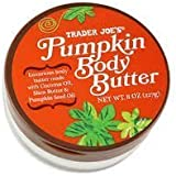 Trader Joe's Pumpkin Body Butter (2 Pack)