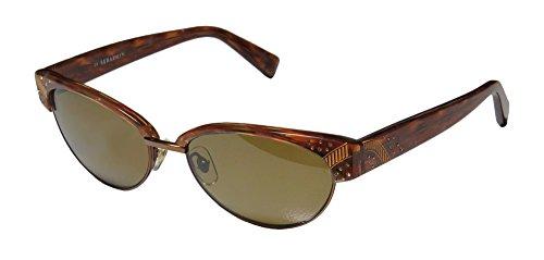 Seraphin Aquila Sun Womens/Ladies Cat Eye Full-rim Sunglasses/Shades (56-16-140, Brown / - Sunglasses Seraphin