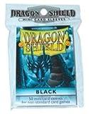 Dragon Shields: Black Mini (50)