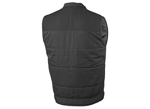 Small Genuine John Deere 365 Body Warmer Black Gilet MCDW01704B