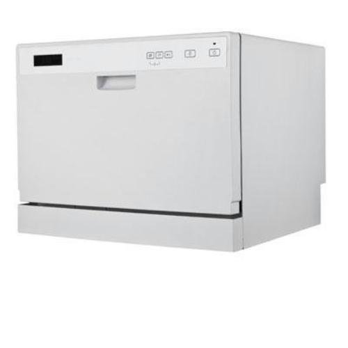 Midea MDC3203DWW3A Countertop Dishwasher White