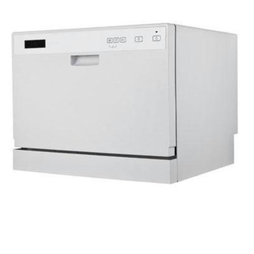 Midea MDC3203DWW3A Countertop Dishwasher White
