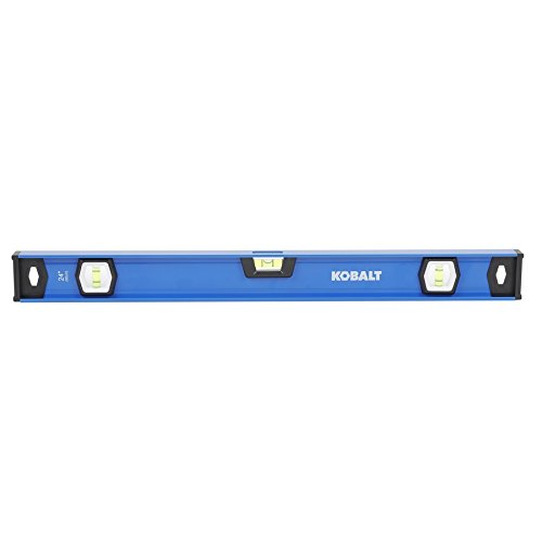 Kobalt 24-in I-Beam Level Standard Level
