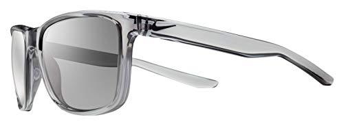 (Nike Golf Men's Unrest Rectangular Sunglasses, Wolf Grey/Deep Pewter Frame, 57 mm)