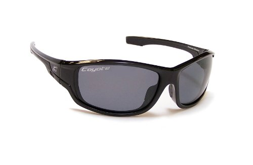 Coyote Eyewear Breaker Performance Polarized Sunglasses, - Superflex Sunglasses