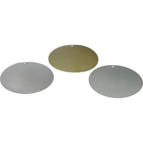 Polaroid Beauty Dish Diffuser For Canon, Nikon, Olympus, Sony, Panasonic, Pentax, Sigma & Other External Flash Units