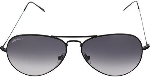Rockwell Time Roma Sunglasses, Roma Black Grad - Rockwell Sunglasses