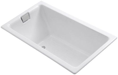 KOHLER K-855-0 Tea-for-Two 5.5-Foot Bath, ()
