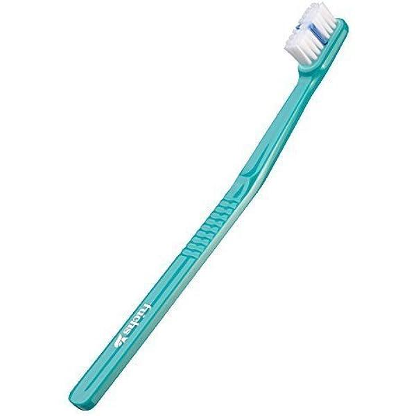 Interbros Fuchs Cepillo de dientes con cabezal de cambio, suave, Incluye 2 cabezales de recambio: Amazon.es: Salud y cuidado personal