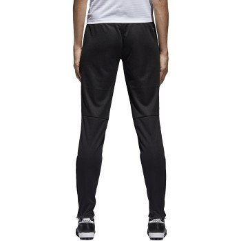 adidas Women's Tiro '17 Pants Black/Metallic Rose Gold Medium
