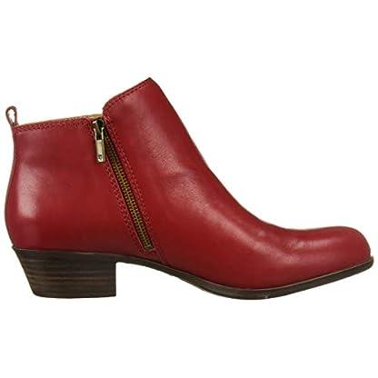 Lucky Brand Women's LK-Basel Ankle Boot, Garnet, 6.5 6