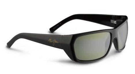 053ee1fc8f Maui Jim Waimea Canyon MJ HT265 02E Black Gold Polarized Sunglasses ...