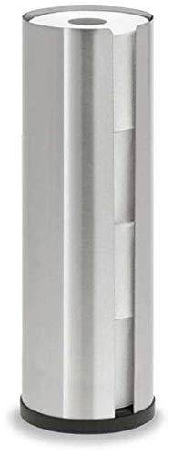 Blomus Toilet Roll Holder, Holds 4 Rolls, Cylinder ()