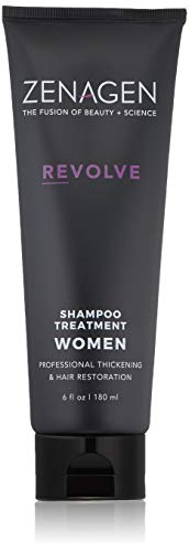Zenagen Revolve Thickening and Hair Loss Shampoo Treatment for Women, 6 oz.