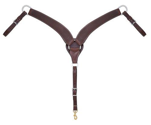 - Weaver Leather Basin Cowboy Roper Breast Collar