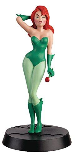 Eaglemoss Batman the Animated Series DC Super Hero Collection #4: Poison Ivy Polyresin Figurine