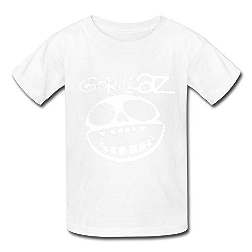 b68c397f LOTSHIRT Youth's Gorillaz T-shirt Size XL White